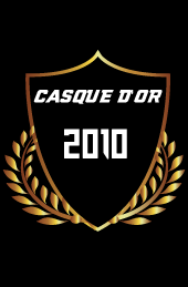 casque d'or 2010 Molosses Football