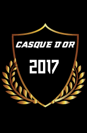 casque d'or 2017 Molosses Football