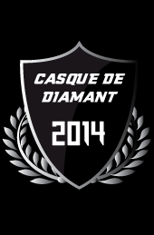 casque de diamant 2014 Molosses Football